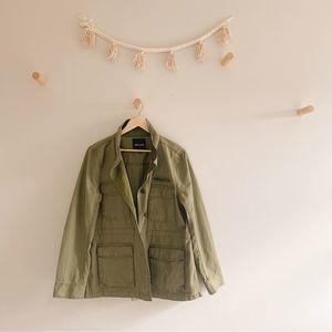 Madewell Catskills Military Jacket